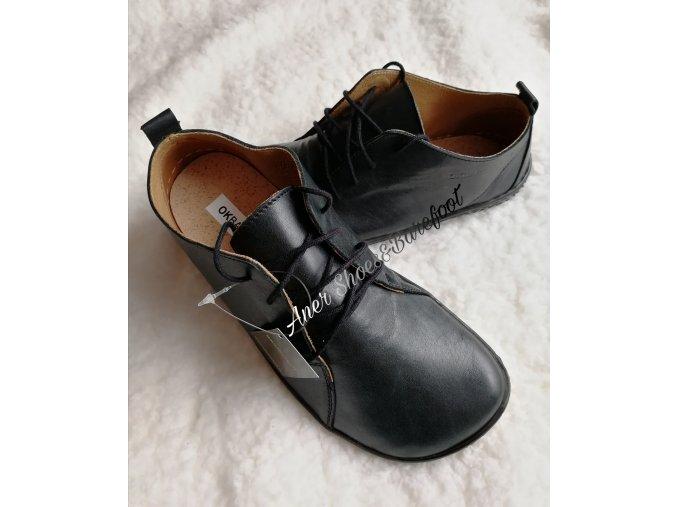 OKBarefoot celorocni boty Portage Black
