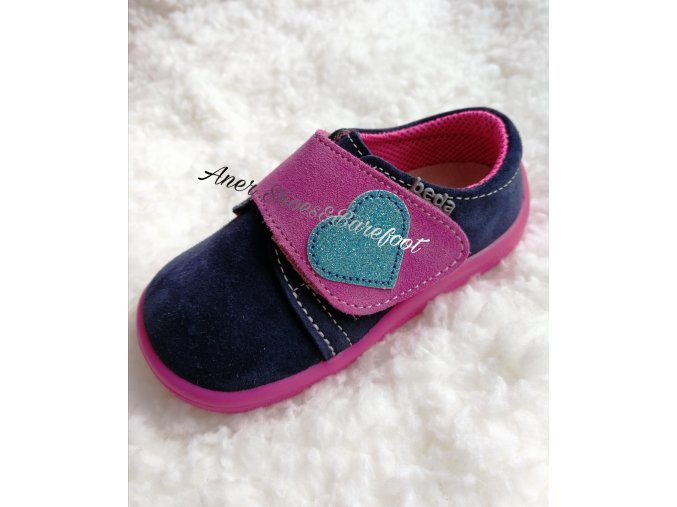 Beda barefoot Blue Heart 3