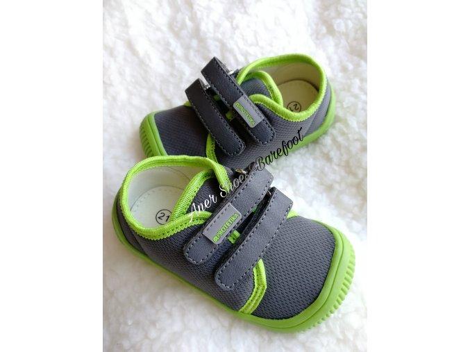 Protetika Barefoot tenisky Alix Green