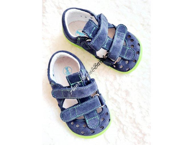 Beda barefoot sandálky Marcus 2