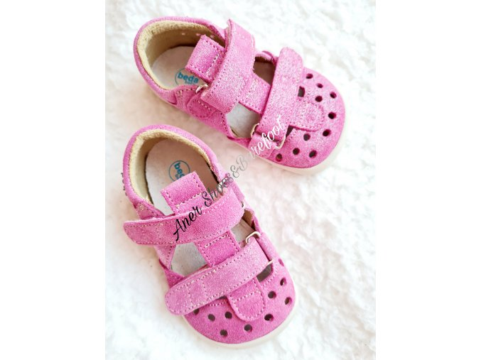 Beda barefoot sandálky Janette 2