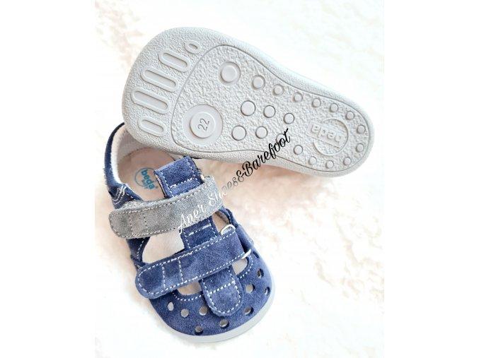 Beda barefoot sandalky Lucas