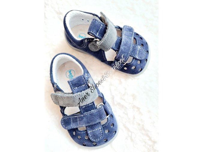 Beda barefoot sandálky Lucas 2