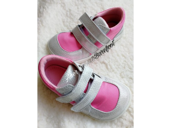 Baby Bare Shoes Sneakers Watermelon