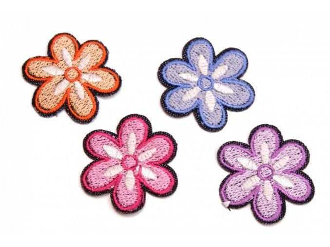 aplikace nazehlovaci 035 kvet vel 3 5cm