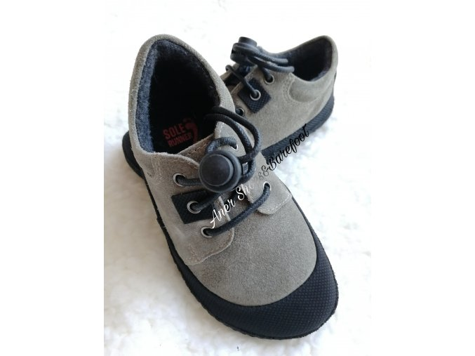 Sole Runner Barefoot Pan Grey a