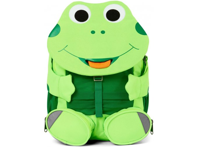 Affenzahn batuzek Friend Frog large neon green