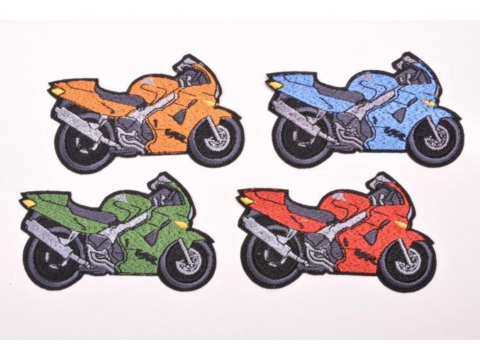 aplikace nazehlovaci 093 motorka vel 5x8 5cm