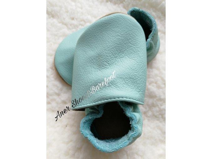 babice capacky barefoot mint