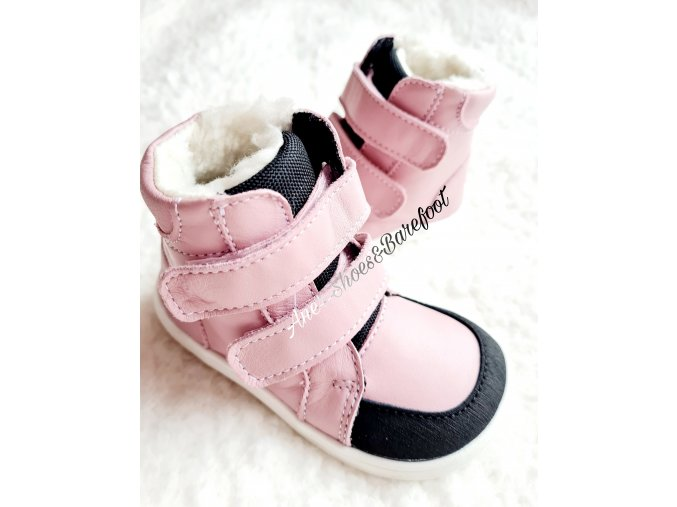Baby Bare Shoes Winter Candy asfaltico