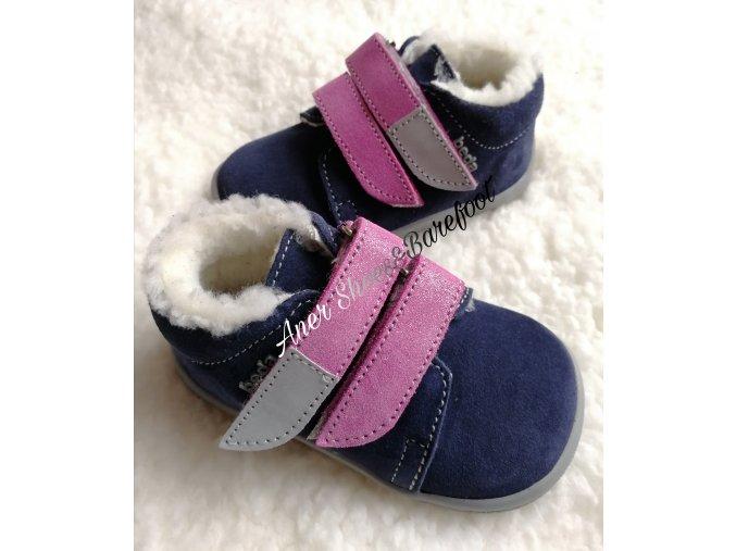 Beda boty zimní s membránou Ocean Shine