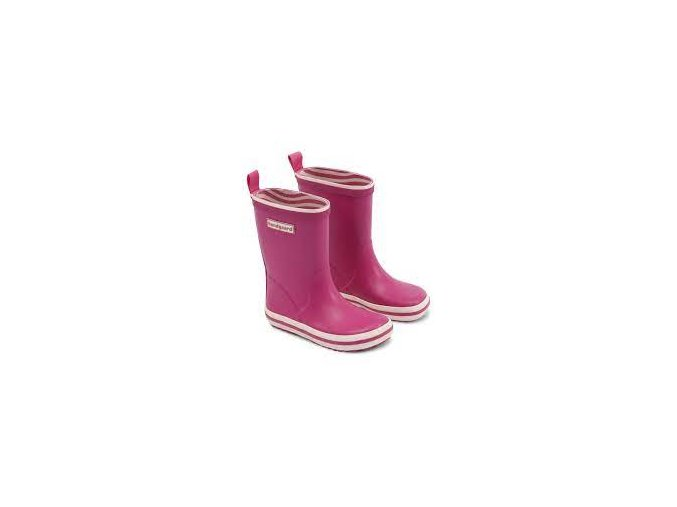 holinky Bundgaard raspberry 710 barefoot rubber