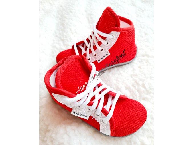 Leguanuto Aktiv Red Plus barefoot