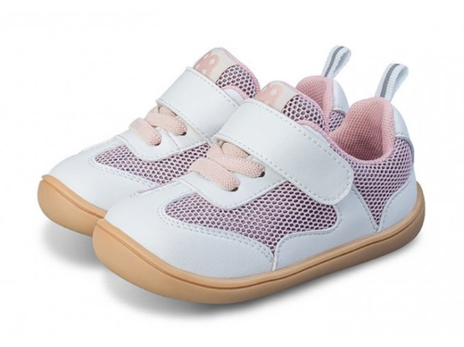 little blue lamb primo pink barefoot 2