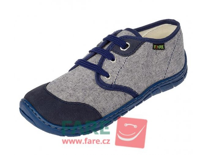 FARE BARE DĚTSKÉ TENISKY B5511401
