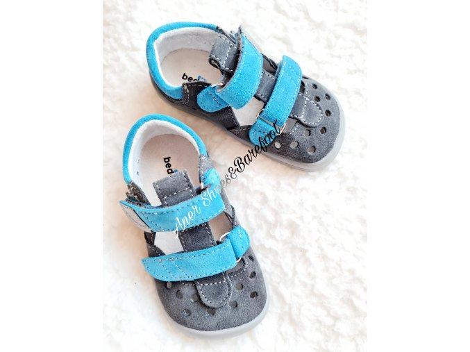 Beda barefoot sandálky Robin 2