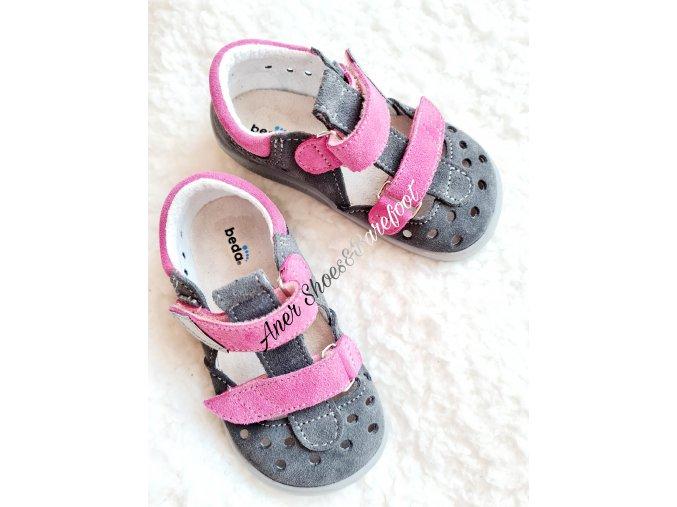 Beda barefoot sandálky Isabel 2