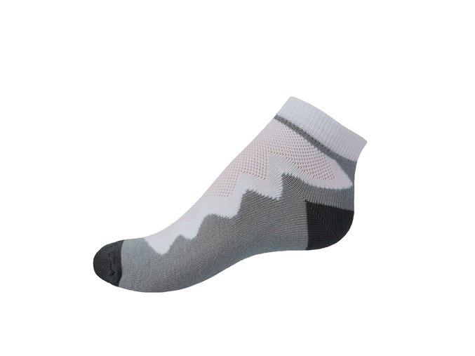 Vseproboty ponožky šedá grey