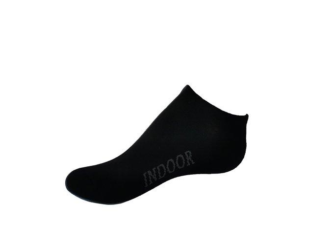 ponožky INDOOR černé black