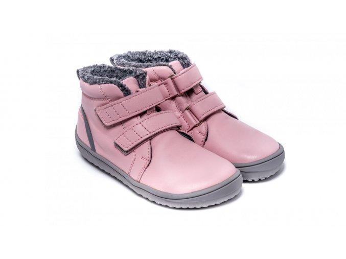 be lenka barefoot winter penguin pink