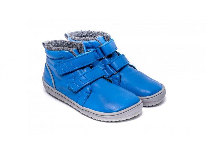 be lenka barefoot winter penguin blue