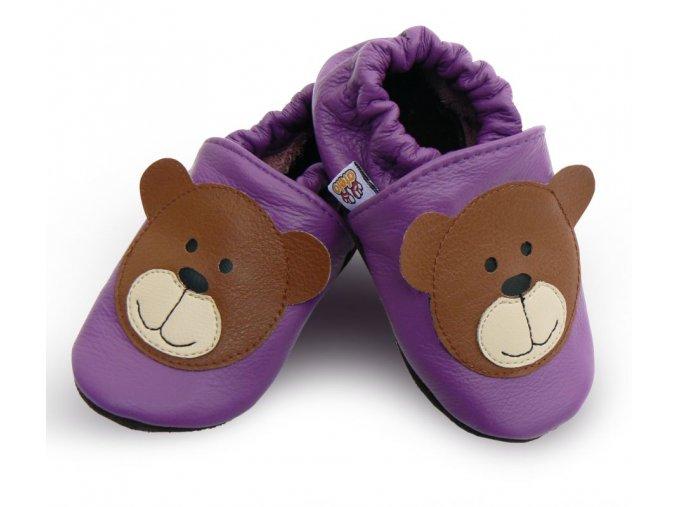 medvídek fialový Afelo