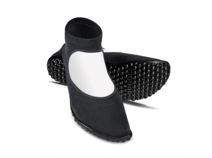 Leguano ballerina černé