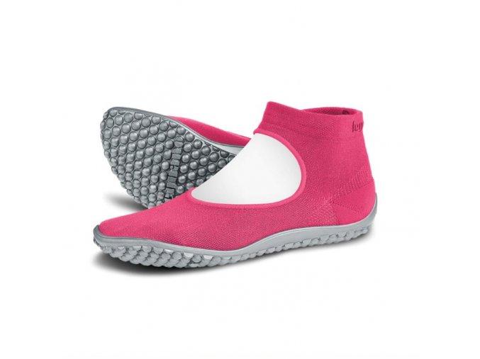 Leguano ballerina růžové