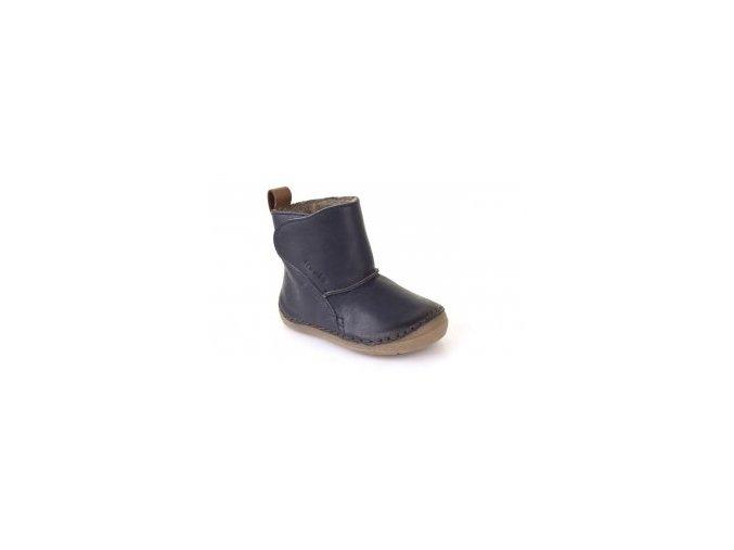 Froddo Wool válenky tmavě modré