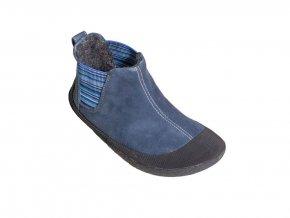 Portia blue ankle re