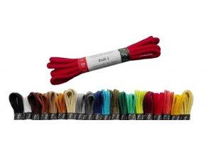 tkaničky bavlněné kulaté mix barev 80 cm