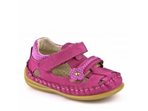 Froddo sandálky fuchsia