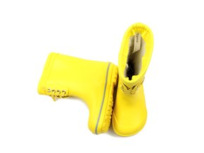 Bundgaard rubber boots yellow 2017 warm a t