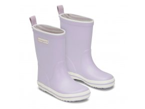 holinky Bundgaard dusty lavender 410 barefoot rubber
