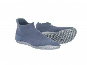 Leguano Sneaker - titanově modré
