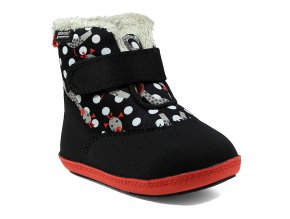 bogs elliot giraffe black multi