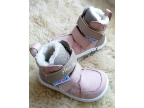 Baby Bare Shoes Winter nude 1