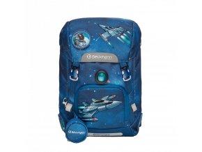 Beckmann školní batoh Space 2018