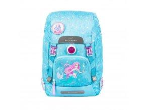 Beckmann školní batoh Mermaid 2019