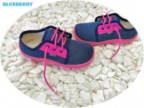 beda barefoot blueberry tenisky tkaničky