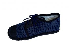Beda tenisky BF-060010/ST barefoot modrá