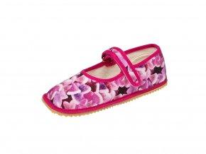 Beda barefoot baleriny fialovy bonbon