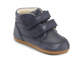 bundgaard barefoot prewalker Velcro navy