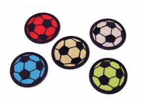 Aplikace nažehlovací míč