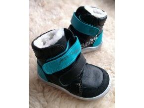Baby Bare Febo Winter Black Asfaltico