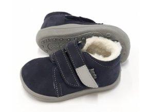 Beda Lucas zimni boty membrana barefoot
