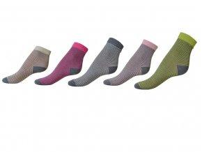 Knebl Hosiery dětské ponožky s proužky