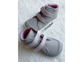 Baby Bare Fall grey pink