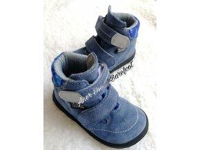 Jonap barefoot Slim membrana blue