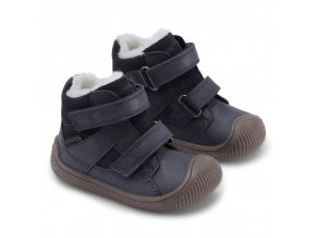 Bundgaard walk velcro tex winter night sky navy 2